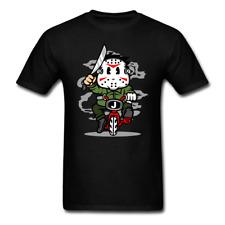 Jason Voorhees on Minibike | Men's T-Shirt