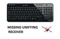 Logitech K360 Wireless Keyboard (K360) [MISSING UNIFYING RECEIVER]™