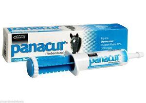 Panacur Equine Paste 10% Horse Wormer 25 grams