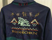 The Skin Game at Bighorn Golf Tournament Sunice Windbreaker Jacket Men's L Rare!