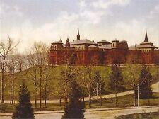 Postcard Massachusetts MA Wellesley College Unused MINT
