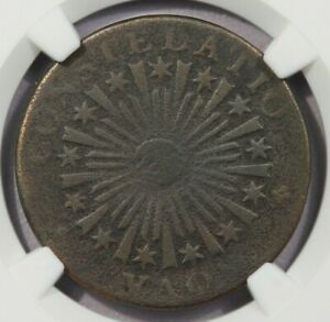1783-P 1783 Nova Constellatio NGC Fine Details SM 'US' Blunt Rays Corrosion