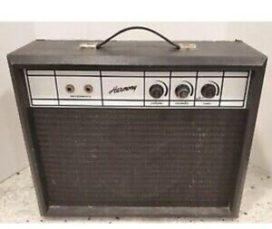 Vintage Harmony Practice Amp Guitar Amplifier 4080 w/ Tremolo