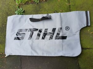 GENUINE STIHL SH86C VACUUM BAG COLLECTION KIT, 1 VACUUM BAG(NEW) NO HARNESS!!