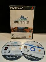 Final Fantasy XI Online PlayStation 2 Hard Disk Drive Bundle (Sony PS2) No Manua