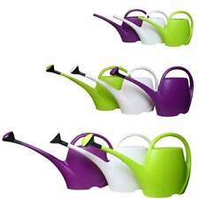 Gießkanne *verschieden Farben + Größen* Kunststoff für Drinnen & Draußen