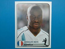 PANINI CHAMPIONS OF EUROPE 1955 - 2005 - N.236 MEITE MARSEILLE
