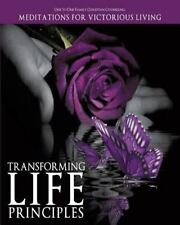 Transforming Life Principles by Family Christian Counseling One To One (2013,...
