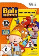 Bob der Baumeister: Fest der Freude Wii Neu & OVP