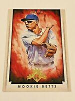 2015 Panini Diamond Kings Baseball #106 - Mookie Betts - Boston Red Sox