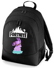 Gaming  Battle Royale Llama Rucksack Bag