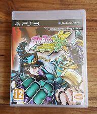 Jojo's Bizarre Adventure All-Star Battle Jeu Sony PS3 Playstation 3 Neuf Blister