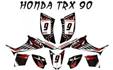 Honda  TRX90  ATV Quad Graphic Kit