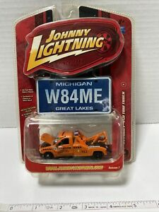 JOHNNY LIGHTNING WORKING CLASS TURNPIKE 1999 FORD F-450 TOW TRUCK Brand New (X)