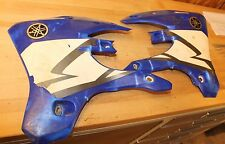 2004 YAMAHA YZ250F   LEFT AND RIGHT FUEL TANK COVERS
