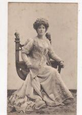 Actress Edith Cole Vintage Postcard US097