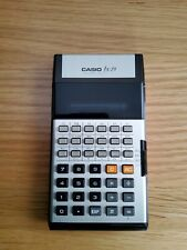 Calculadora Científica Casio fx-29 + Funda Acolchada