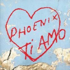PHOENIX Ti Amo CD 2017 Atlantic Italo * NEW