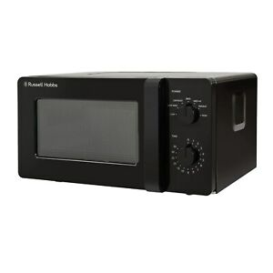 Russell Hobbs RHM1401B 14L Compact Microwave Oven - Black