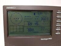 Davis Vantage Pro Wireless Console/Receiver