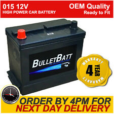 015 / 038 Heavy Duty Car Battery - fits many Classic Mini Midget Morgan Talbot