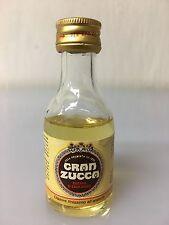 Mignon Miniature Liquore Riserva Gran Zucca Rabarzucca 2,7cl 40% Vol A.