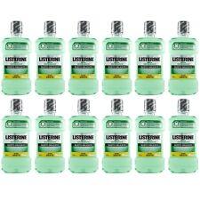 6pz Listerine difesa denti e gengive Collutorio con Fluoruro 600ml Colluttorio