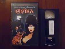 Una Strega chiamata Elvira (Cassandra Peterson, Jeff Conaway) - VHS Eagle rara