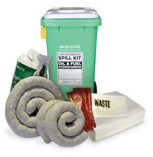 Ecospill 120L Fuel & Oil Spill Kit