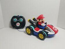 Nintendo Mario Kart Remote Control Car Mini Toy 2016 Jakks Pacific RC Tested
