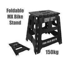 Motocross Bike Stand Folding Mx Enduro Dirtbike Motocross Stand Folds Flat
