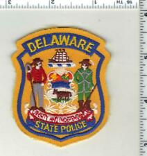 State Police (Delaware) 1st Issue Cap/Hat Patch