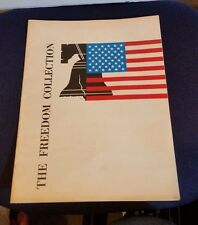 THE FREEDOM COLLECTION US HISTORIC DOCUMENTS REPLICA PARCHMENT VALLEY FORGE PA