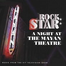 Audio CD Rock Star: A Night at the Mayan Theatre - Various - Free Shipping