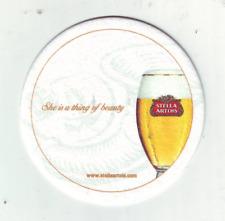 Beer coaster Bierdeckel sottobicchiere: Stella Artois (2) Zagreb Brewery Croatia