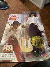 Mego 8 inch  Action Figure Jimi Hendrix Lot Of 2