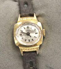 Vintage BULER 17 Jewels Swiss Made Mechanical Wristwatch - N35