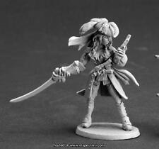 Reaper Miniatures Dark Heaven Legend Angelica Fairweather, Pirate RPR 03613