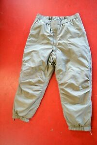 GEN III Level 7  Extreme Cold Weather Trousers X Large Long NWT