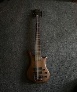 Warwick 6 String Bass Thumb Bolt-On Made in Germany