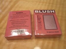 Mary-Kate and Ashley Paper Me Pretty On The Go Make Up 50 Sheets in WARMTH Blush