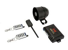 Crime Stopper Sp-402 Car Alarm with Remote Start, Keyless Entry Security System