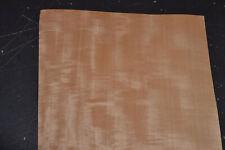 Anigre Raw Wood Veneer Sheets 9 x 52 inches 1/42nd J7681-33