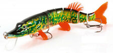 Fladen Living Baby Pike Fishing Lure - Floating With Lip 20cm 60g