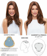 Top Form French 18 in Premium Remy Human Hair Jon Renau Clip-in-Extensions