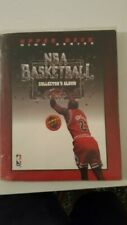 NBA UPPER DECK CARDS COLLECTORS ALBUM BASKETBALL 92-93 NBA SERIES
