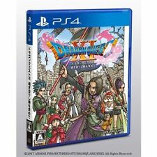 PS4 Playstation DRAGON QUEST XI 11 / Japanese Version / AIRMAIL with Tracking