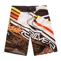 Beach Shorts Casual Short Men's Board Shorts Swimwear Pants Surf Beach 30-38