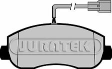 JURATEK QUALITY BRAKE PADS FRONT JCP073