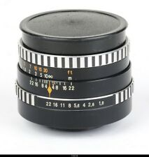Lens Zeiss Aus Jena Zebra  Pancolar 1.8/50mm No8552856  for Contax S Pentax M42